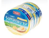 Tany Šumavský tavený sýr s goudou chlaz. 5x140g
