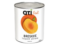 ATI Fruit Broskve půlené 6x850ml