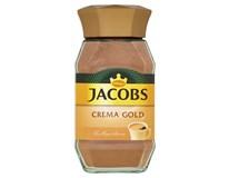 Jacobs Crema Gold káva instantní 6x100g