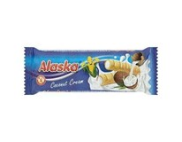 Alaska Trubičky kukuřičné kokos 48x18g