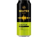Semtex Cactus kaktus 24x500ml plech