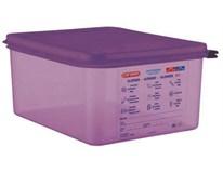 Nádoba na potraviny vyvolávající alergie Araven GN1/6 150mm 2,6L 1ks