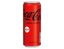 Coca-Cola Zero 24x330ml plech