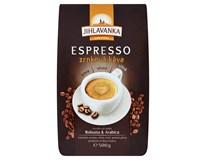 Jihlavanka Espresso káva zrnková 1x500g
