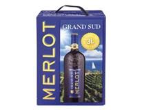 Grand Sud Merlot 1x3L BiB
