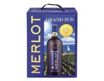 Grand Sud Merlot 4x3L BiB
