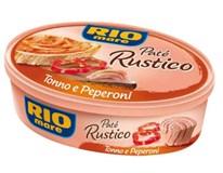 Rio Mare Paté Rustico Tonno e Peperoni (paprika) 1x115g