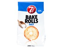 7Days Bake Rolls Křupavé chipsy Natural 1x80g