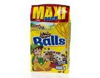 Bona Vita Choco balls cereální kuličky s kakaem 1x600g