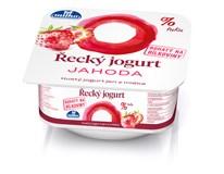 Milko Jogurt řecký jahoda 0,3% chlaz. 3x140g