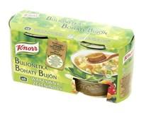 Knorr Bohatý bujón zeleninový 1x168g (6x28g)