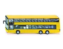 Autobus dvoupatrový MAN Siku 1ks