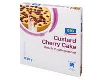 ARO Pudinkový koláč s višněmi mraž. 1x1250g