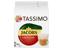 Tassimo Jacobs Cafe Au Lait 16x11,5g kapsle