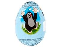 Krteček vajíčko čokoládové s překvapením 24x20g