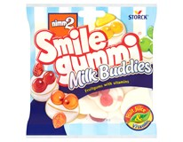 Nimm2 Smilegummi Milk Buddies bonbóny 9x90g