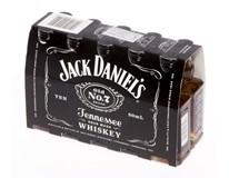 Jack Daniel's Tennessee 40% whiskey mini 10x0,05L