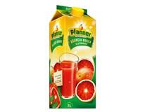Pfanner Nektar červený pomeranč 40% 6x2L