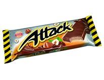 Attack Oplatka lískový oříšek 48x30g