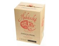 Habánské sklepy Zweigeltrebe rosé jakostní 6x750ml