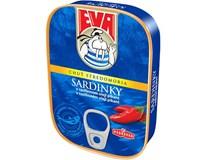 Eva Sardinky pikant 5x115g