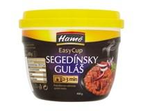 Hamé Segedínský guláš hotové jídlo EasyCup 1x400g