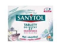 Sanytol Dezinfekční tableta do myčky 4v1 1x40ks