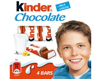 Kinder čokoláda 20x50g