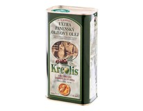 Kreolis Olej olivový extra virgin 1x1L plech