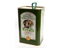 Kreolis Olej olivový extra virgin 1x3L plech