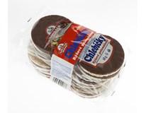 Nový věk Chlebíčky rýžové s kakaovou polevou 4x60g