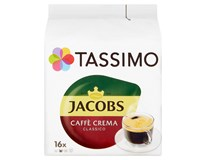 Tassimo Jacobs Krönung Café crema 16x7g kapsle