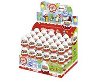 Kinder Surprise vajíčko s překvapením 72x20g