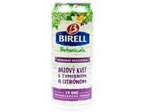 Birell Botanical bezový květ nealkoholické pivo 1x400ml plech