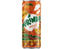 Mirinda Orange/ pomeranč 1x330ml plech