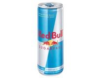 Red Bull energetický nápoj bez cukru 1x250ml plech
