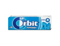 Orbit Dražé Peppermint 1x14g