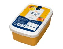 Metro Chef Pyré ovocné mango s cukrem mraž. 1x1kg