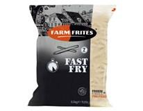 Farm Frites Fast Fry Hranolky 7mm mraž. 1x2,5kg