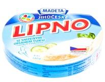 Madeta Jihočeské Lipno sýr nízkotučný chlaz. 1x140g