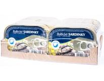 Big Fish Baltické sardinky v oleji 16x110g