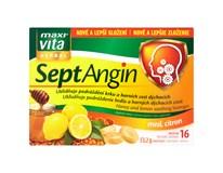 Maxi Vita SeptAngin med&citron 1x16 tablet