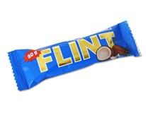 Flint Tyčinka kokosová s tmavou polevou 35x50g