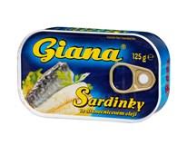 Giana Sardinky v oleji 5x125g