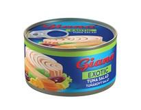 Giana Tuňákový salát Exotic 6x185g