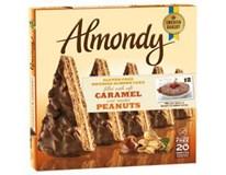 Almondy Karamel&arašídy bezlepkový dort mraž. 1x1200g