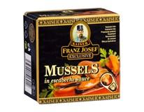 Franz Josef Kaiser Mušle v nálevu Escabeche 1x80g