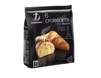 Délifrance Croissant máslový mraž. 6x55g