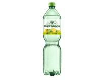 Ondrášovka Limetka a citron ochucená minerální voda 6x1,5L