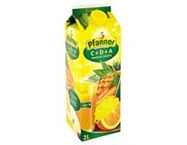 Pfanner Nektar C-D-A ananas-mrkev 40% 1x2L